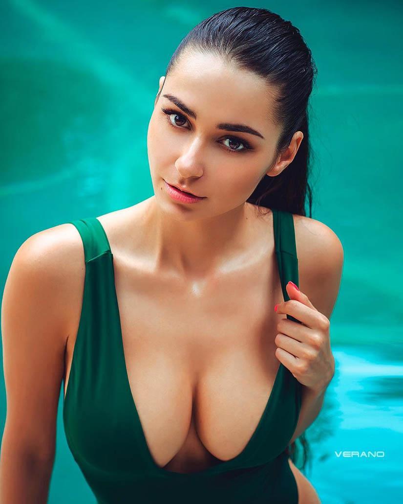 Helga Lovekaty bikini